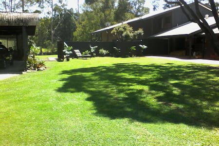 Rural spacious getaway with attractions 5mins away - Yelgun - Lejlighed
