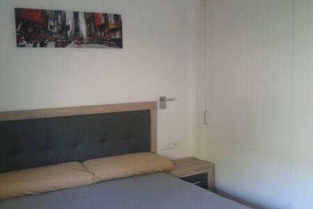 Habitación privada con baño privado - Es Mercadal - Apartment