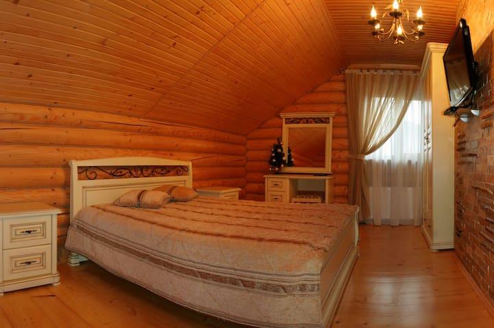 Excellent interior