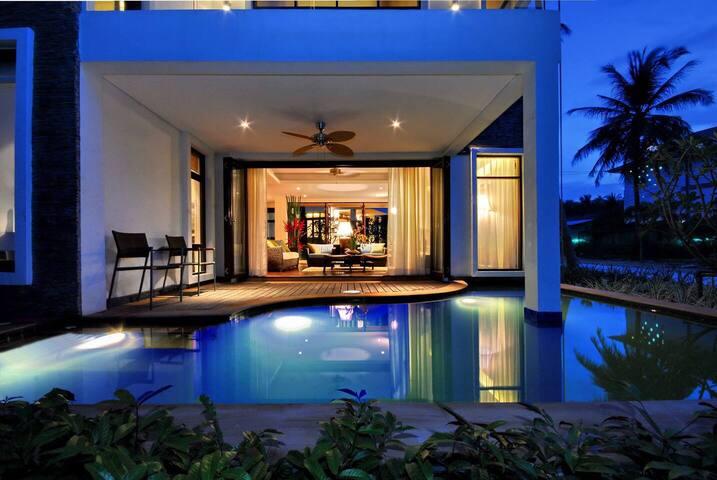 Koh Samui Pool Villa 3 Bedroom