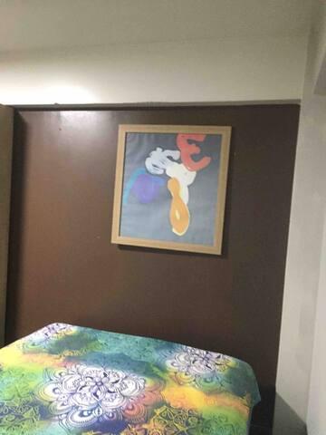 Dormitorio 2 Comoda cama doble plaza