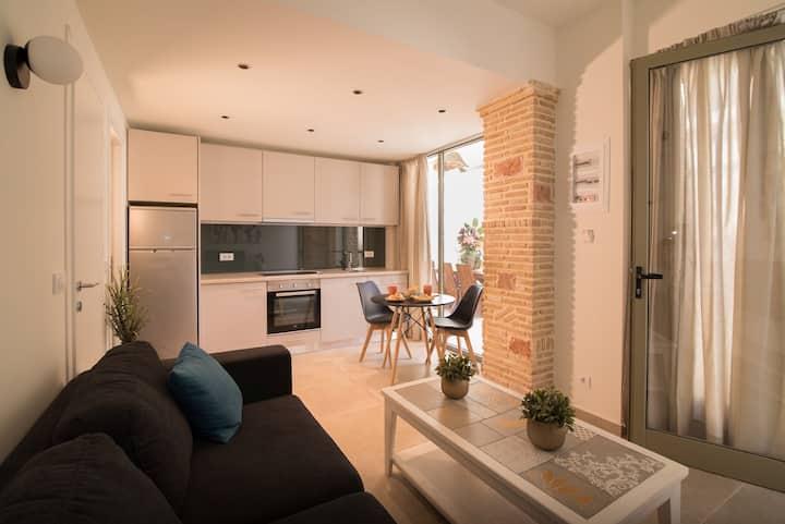 Lodge Apartments - 1 bedroom apartment Nefeli