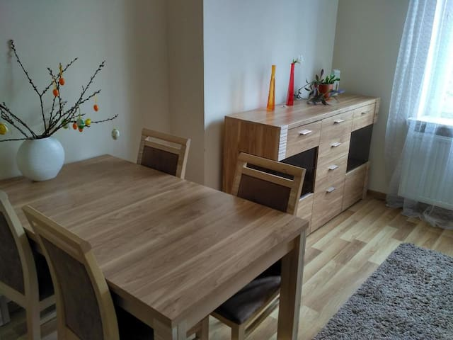 Glasgow's comfortable apartment