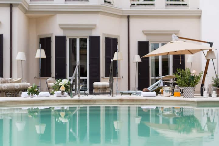 Autumn deal Dream Villa near Forte dei Marmi