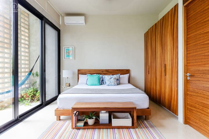 68 square meters studio inside Cancun's heart