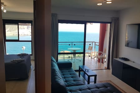 Sea View on Amadores Beach