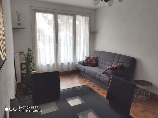 Grand Paris Fresnes, 1 bedroom in a flat, 2 people
