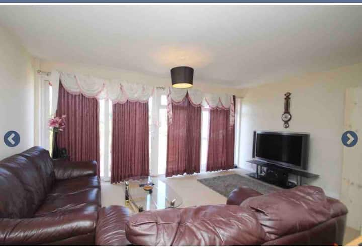 Double room in nice lovely house