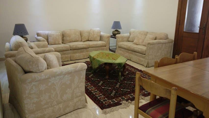 Private & Comfortable - Amman - Apartment