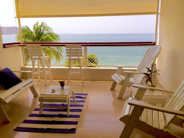 Wave N' Sea - Santa Marta - Apartment