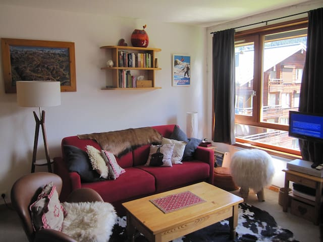 Cosy Morzine Apartment, sleeps four
