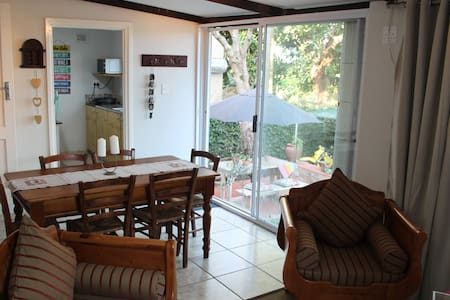 The Cottage on Muthaiga: Private, Isolated, homely