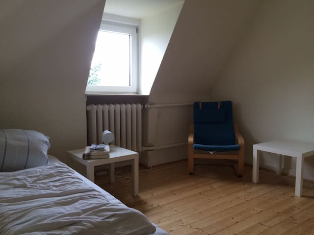 Bright, airy flat in great location - Kassel - Pis