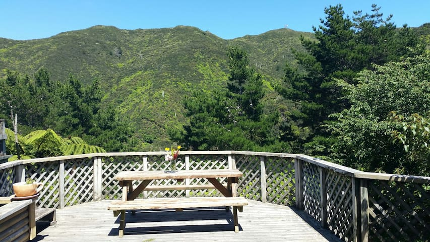 Spacious, Sunny, Mountain Views & FREE PARKING! - karori  - Apartamento
