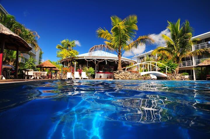 Orchid Rooms at The Melanesian Port Vila Hotel