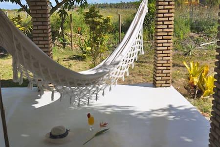 Chalé Aconchegante na melhor PRAIA - Maraú