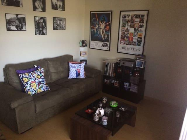 Apartamento para até duas pessoas - Brasília - Pis