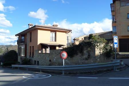 Casa rural El Navarrico en Sos del Rey Católico