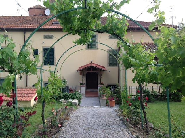 HANA SWEET HOUSE IN TUSCANY NEAR FLORENCE SIENA - Badia A Ruoti - Appartement