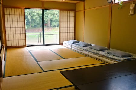 Great river view from a  luxurious room -Okina-