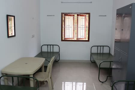 Sharing Accommodation in hostel