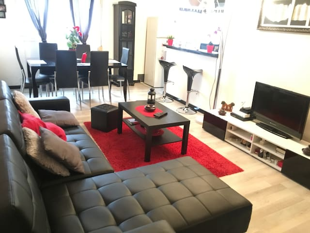 Bel appartement proche Paris/Disney - Pontault-Combault - Byt