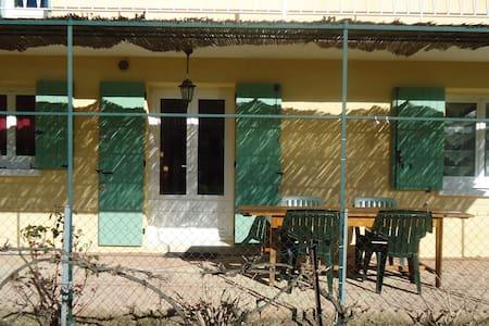 Appartement jardin Vaunage WIFI - Langlade