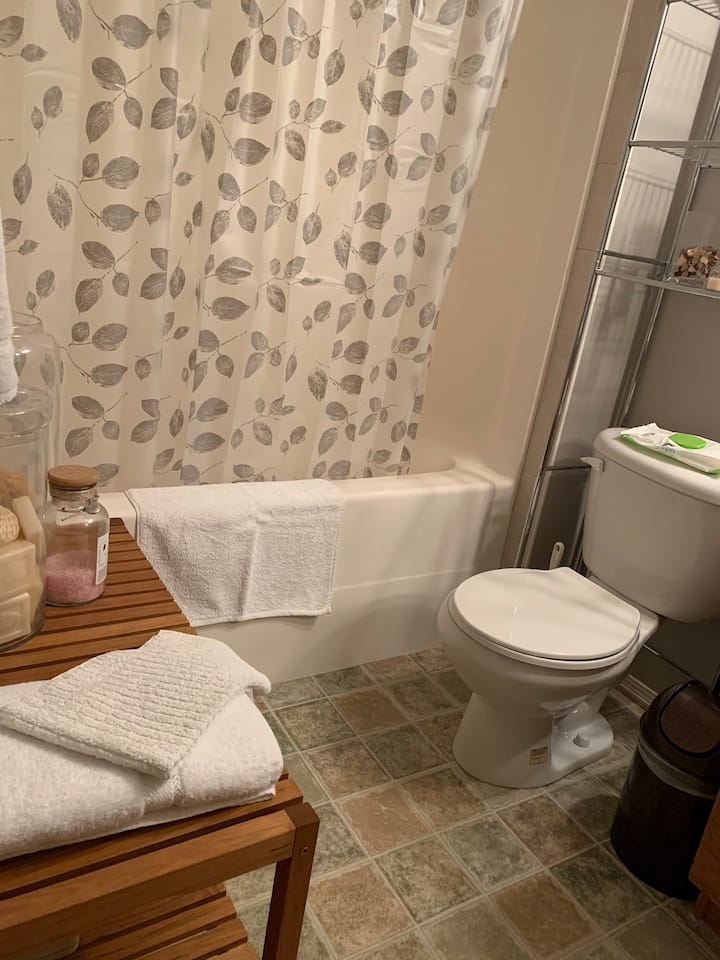 Private Single Bed/Bath in AIRDRIE Home