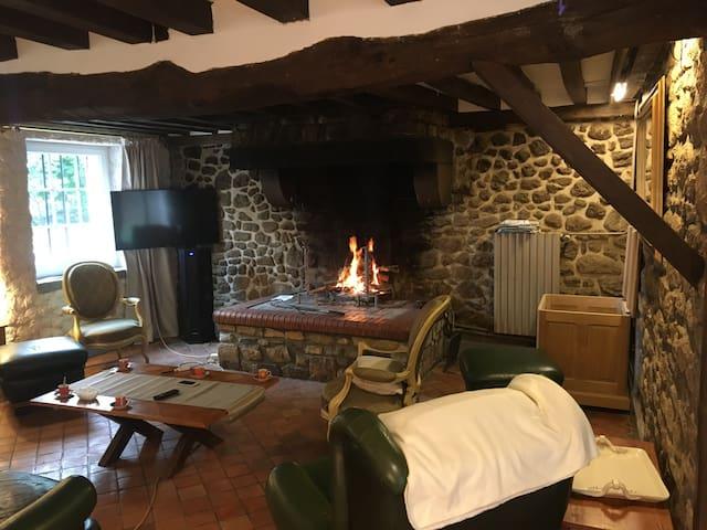 Charmante maison située dans un petit village