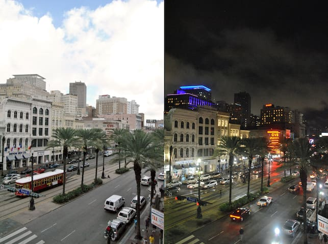 French Quarter Living with a View!