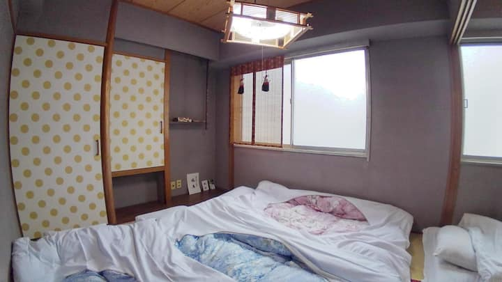 Setouchi Triennale Hotel 203 Japanese style Art