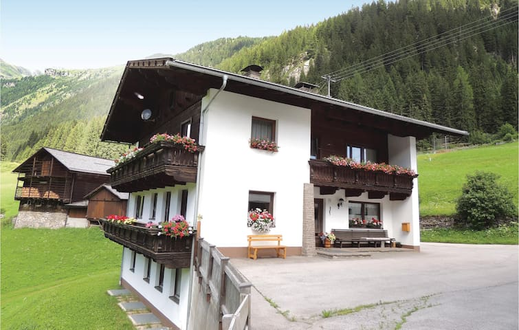 Holiday apartment with 2 bedrooms on 68m² in St.Jakob im Defereggen