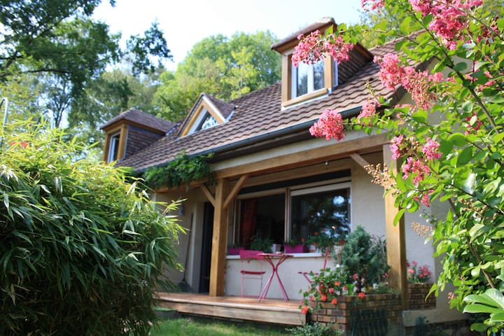 Bed an breakfast homestay  - Sainte-Mesme - Szoba reggelivel