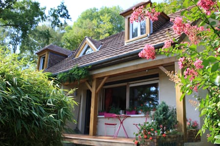 Bed an breakfast homestay  - Sainte-Mesme - Bed & Breakfast