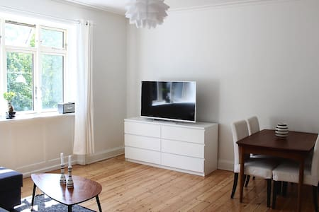 Modern and nice apartment near the Zoo - Frederiksberg