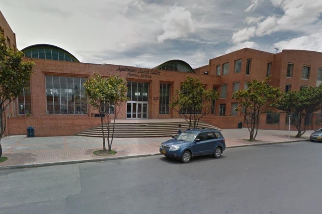 Colegio Agustiniano.