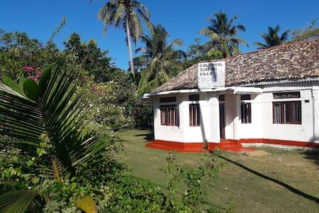 Colonial Surfing Villa Midigama