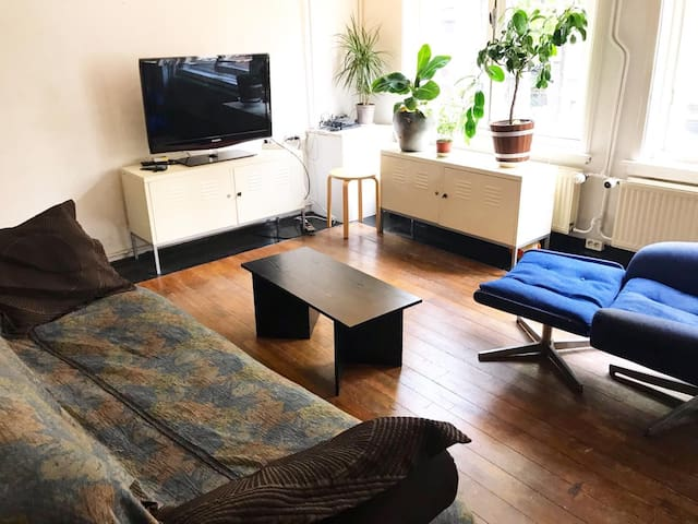 Classic Dutch 1BR flat in the center of Amsterdam!