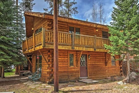 Rustic 3BR Grand Lake Cabin at Lemmon Lodge - Grand Lake