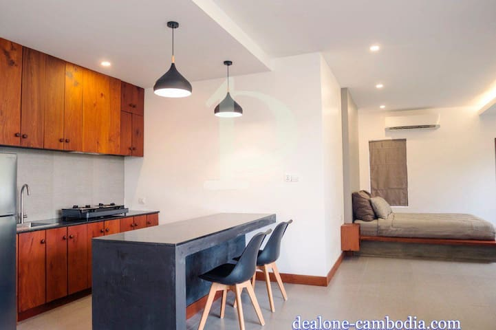 Lovely Studio Room For Rent In Siem Reap City