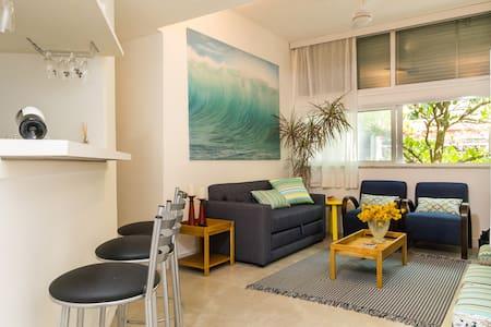 Leblon, best location - beautiful 1 bedroom - Rio de Janeiro - Apartment