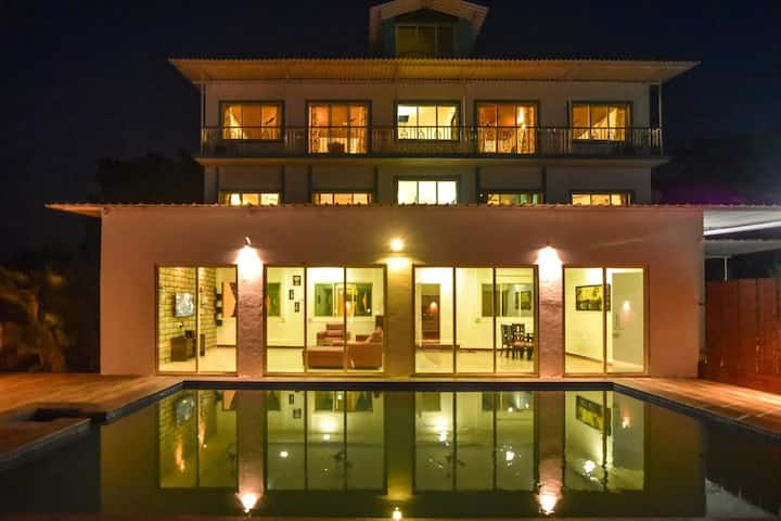 Casa Royale 5BHK Villa with Private Pool | EKOSTAY