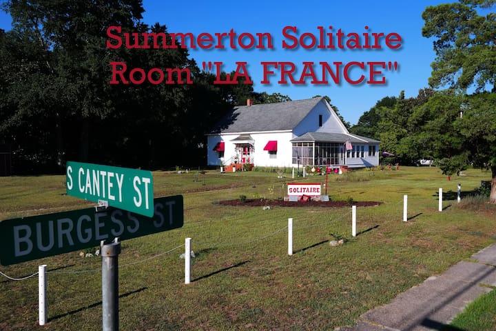 Summerton Solitaire Guest House room LA FRANCE