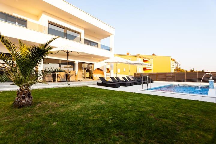 Luxury Villa Adria Crikvenica 5*****