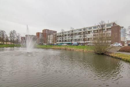 Kamer nabij Station en Domtoren en Parktranswijk - Utrecht - Appartement