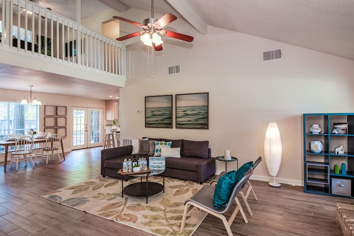 Stunning Large Oasis in the Woods | Best Location!