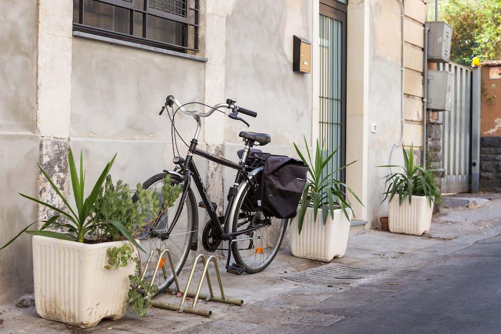 Possibilità di bici da città