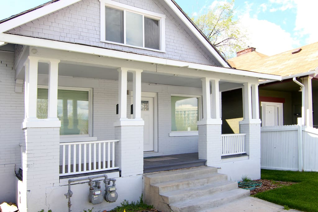 Private Home In Heart Of City Houses For Rent In Salt Lake City Utah United States