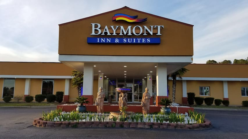 Baymont Inn & Suites Walterboro - NK-1