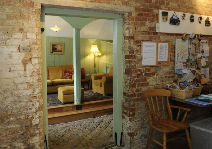 Saddle Room, Brackenborough Hall Coach House
